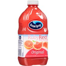 Ocean Spray Ruby Grapefruit Juice 64 Fl Oz