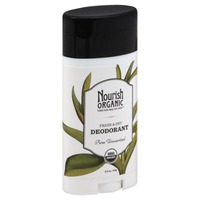 Nourish Organic Fresh & Dry Pure Unscented Deodorant