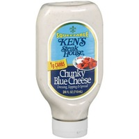 Ken's Steakhouse Chunky Blue Cheese Dressing Topping & Spread