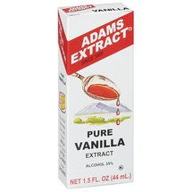 Adams Extract Pure Vanilla Extract