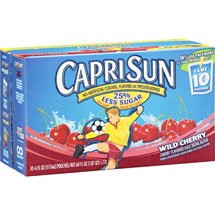CapriSun Wild Cherry Juice Drink