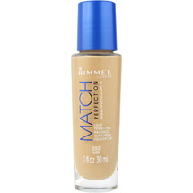 Rimmel Match Perfection Light Perfecting Radiance Sunscreen Foundation