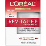 L'Oreal Advanced RevitaLift Complete Day Cream Anti-Wrinkle & Firming Face & Neck Moisturizer