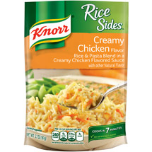 Knorr Creamy Chicken Rice Sides