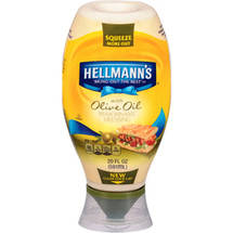 Hellmann's Squeeze Mayonnaise Dressing with Olive Oil