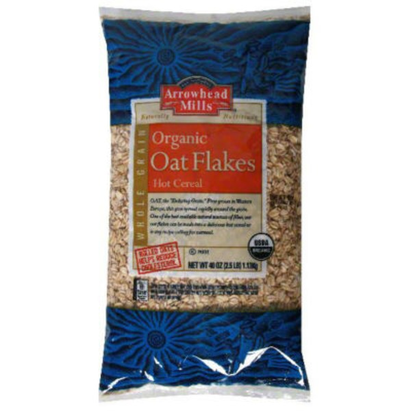 Arrowhead Mills Rolled Oat Flakes