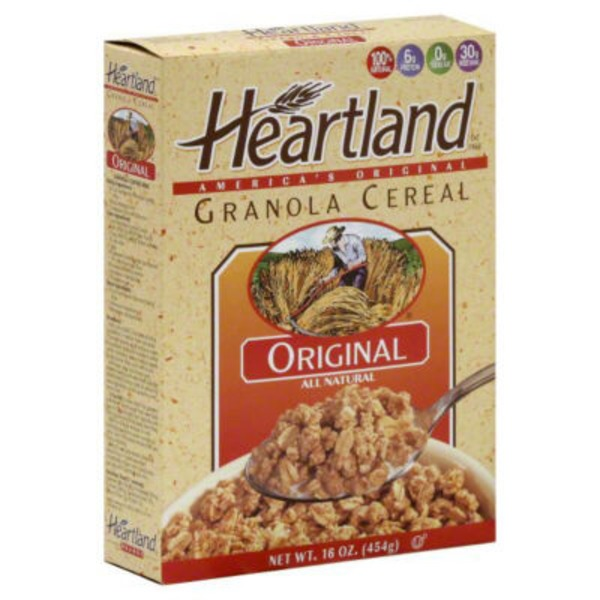 Heartland Mill Original Granola Cereal