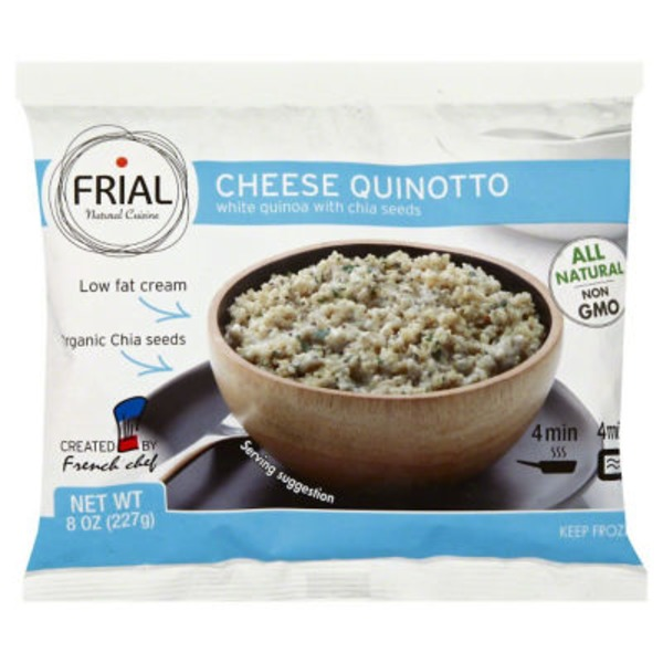 Frial Cheese Quinotto