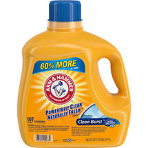 Arm & Hammer Clean Burst Detergent
