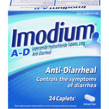 Imodium A-D Anti-Diarrheal