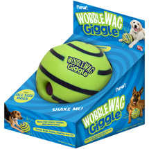 Wobble Wag Giggle Interactive Dog Toy