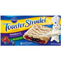 Pillsbury Toaster Strudel Wildberry
