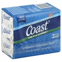 Coast Classic Scent Refreshing Deodorant Bar Soap