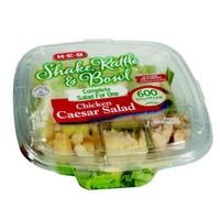 H-E-B Green To Go Chicken Caesar Salad