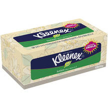 Kleenex Lotion Aloe & E Facial Tissue