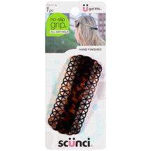 scunci Hand Finished Hair Barrette