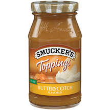 Smucker's Butterscotch Fat Free Toppings