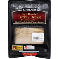 Kirkland Signature Oven Roasted Turkey Breast