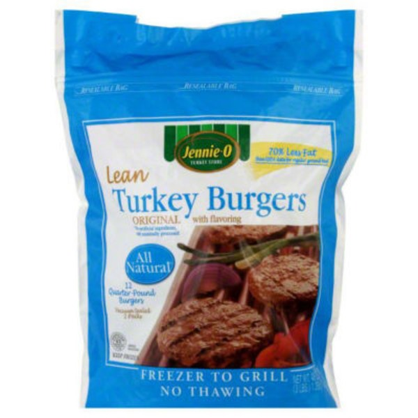 Jennie-O Turkey Burger