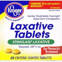 Kroger Laxative Tablets 5mg