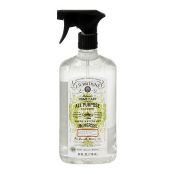 J.R. Watkins Naturals Home Care All Purpose Cleaner Aloe & Green Tea