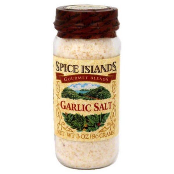 Spice Islands Garlic Salt