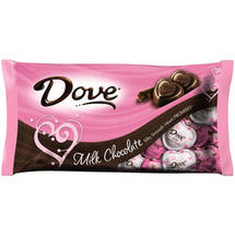 Dove Milk Chocolate Silky Smooth Heart Promises Candy
