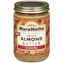 Maranatha Butter All Natural No Stir Almond Crunchy