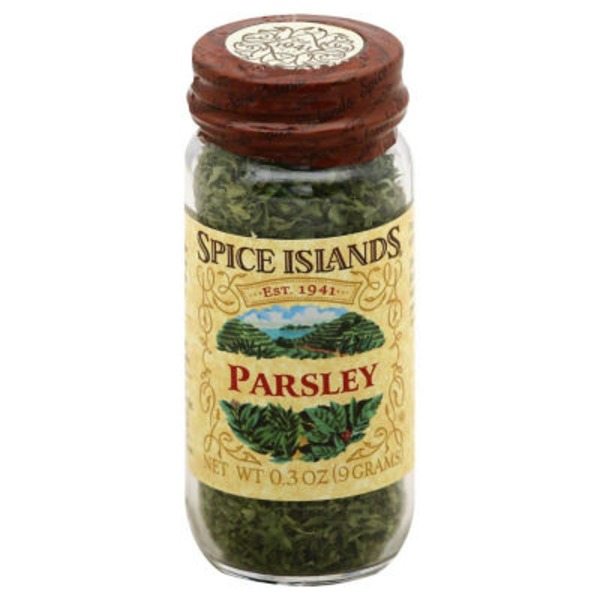Spice Islands Parsley