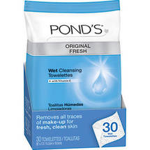 Pond's Clean Sweep Original Cleansing Towelettes