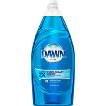 Dawn Ultra Concentrated Dishwashing Liquid Original Scent