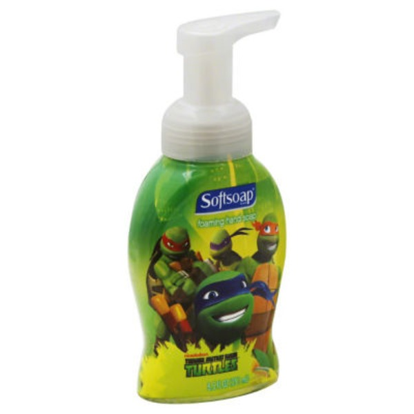 Softsoap Kids Ninja Turtles Liquid Hand Soap
