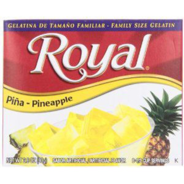 Royal Pineapple Gelatin