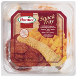 Hormel Pepperoni Cheese & Crackers Snack Tray