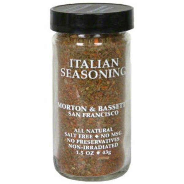 Morton & Bassett Spices Italian Seasoning