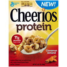 Cheerios Protein Cinnamon Almond Cereal