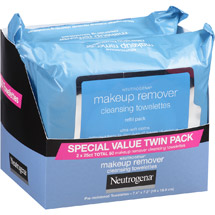 Neutrogena Makeup Remover Cleansing Towelettes (Pack of 2)