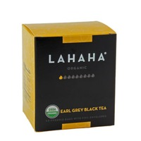 Lahaha Organic Earl Grey Black Tea