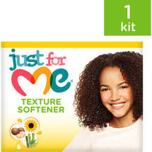 Just For Me Children's No-Lye Texture Softener System