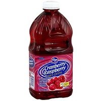 Kroger Light Cranberry Raspberry Flavored Juice Cocktail