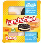 Oscar Mayer Lunchables Turkey & American Cheese Stackers