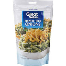 Great Value French Fried Onions