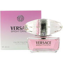 Versace Bright Crystal Eau de Toilette Natural Spray