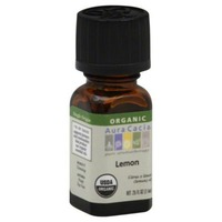 Aura Cacia Organic Grapefruit Essential Oil