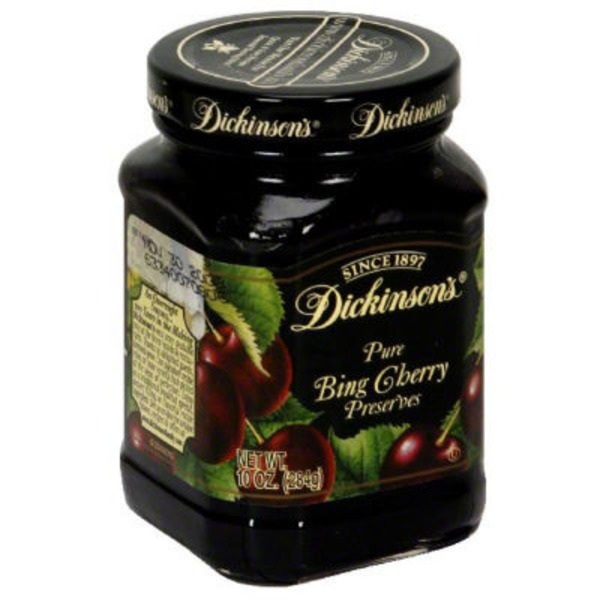 T.N. Dickinson's Pure Black Sweet Cherry Preserves