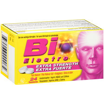 Bio Electro Extra Strength Pain Reliever Tablets