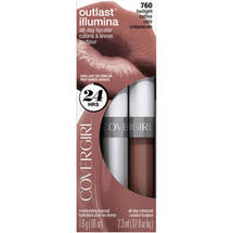 CoverGirl Outlast Lip Color Twilight Coffee 760