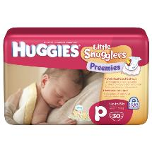 Huggies Little Snugglers Diapers Preemies