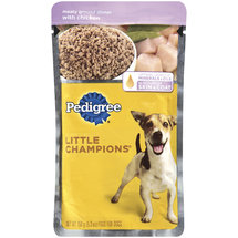 Little Champions Traditional Ground Dinner For Adult Dogs W/ Chicken