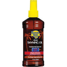 Banana Boat Tanning Dark Oil